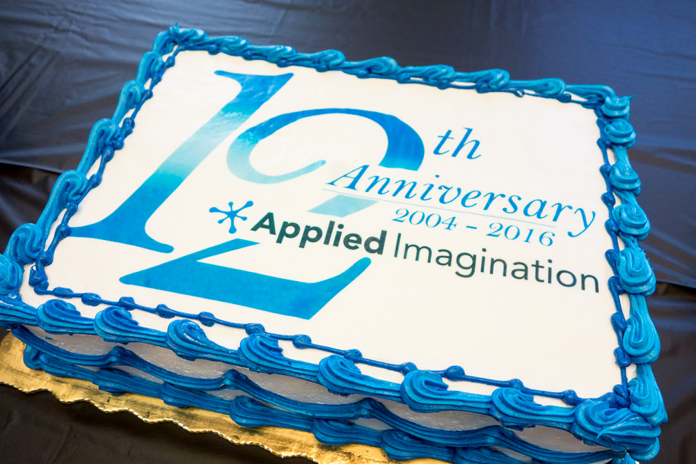 Company Anniversary for Applied Imagination Atlanta Web Agency